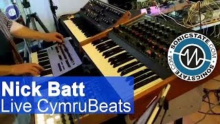 Nick Batt Live Set From Cymru Beats 2016