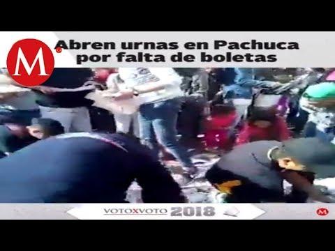 Xxx Mp4 Abren Urnas En Pachuca Hidalgo 3gp Sex