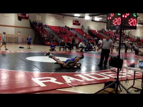 Fernando wrestling 1 7 17 round 3
