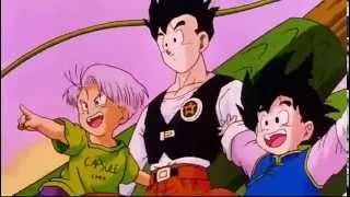 Dragon Ball Z Opening 2   El Poder Nuestro Es canta Adrian Barba