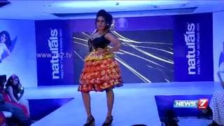 College students participates in 'Miss Nagercoil' beauty contest | News7 Tamil
