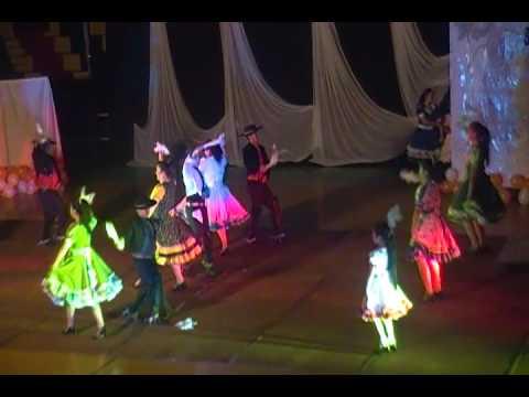 Ballet Folclórico Renacer de Ancud La Resfalosa
