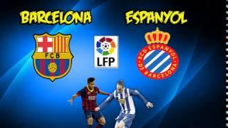 barcelona vs espanyol مباشر بتاريخ اليوم 08.05.2016