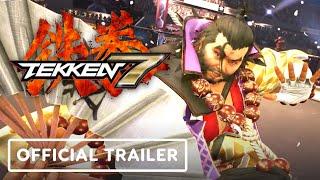 Tekken 7 - Official Ganryu Reveal Trailer