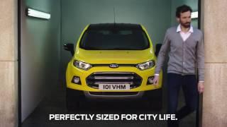Ford EcoSport | Commercial 2017 | Ford Nederland