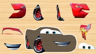 Wrong Part Puzzle for Kids Rhymes | Finger Daddysong | Bonny Kids