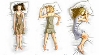 Things Your Sleeping Position Reveals About You And Your Personality