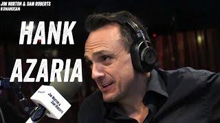 Hank Azaria - Brockmire, Simpsons, Birdcage, Robin Williams, Embarrassing Celebrity Stories