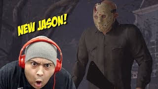 PLAYING FRIDAY THE 13TH ON FRIDAY THE 13TH [NEW MAP / NEW JASON]