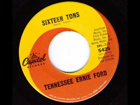 Download Tennessee Ernie Ford - Sixteen Tons (1965)