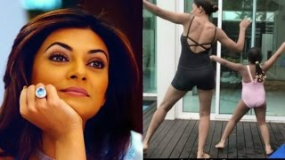 Sushmita Sen grooves on 'Shape Of you'