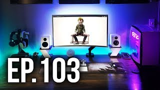 Room Tour Project 103 - Best Single Monitor Setups ft. YetAnotherTechChannel