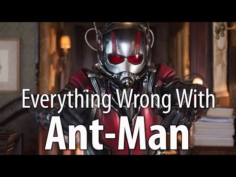 Everything Wrong With Ant Man In 19 Minutes Or Less