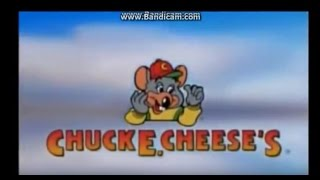 Chuck E Cheese's Ad Montage by PBS Kids (1996-2015) (Version 1)
