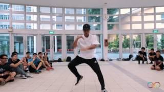 SG COMMUNITY DANCE CAMP 2016 | BAM MARTIN | ACE HOOD