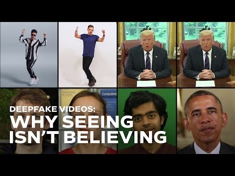 Deepfake Videos Are Getting Real and That's a Problem Moving Upstream