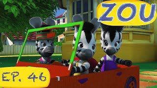 Zou | Le voyage de Zou | Saison 1 Episode 46 | Zou en Français | Dessins animés