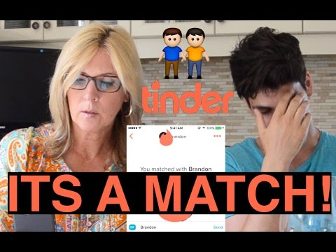 Mom Creates Gay Son's Tinder Profiles