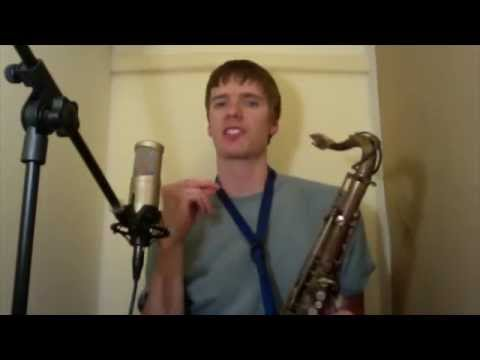 BEATBoX SAX Tutorials Slap Tongue