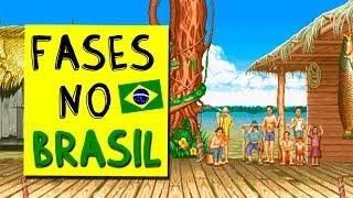 FASES DE JOGOS NO BRASIL