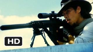 The Losers #3 Movie CLIP - Under Attack (2010) HD