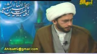 متصل يفحم الشيخ حسن الله الياري