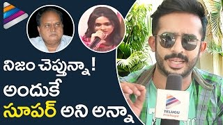 Anchor Ravi Clarifies on his Controversy | Actor Chalapathi Rao Comments on Women | Telugu Filmnagar