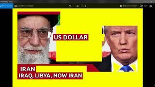 IRAN akzeptiert ab sofort keine US Dollar mehr als ZAHLUNGSMITTEL !