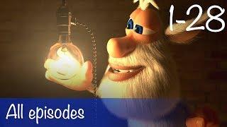 Booba - Compilation of All 28 episodes + Bonus - Буба - Cartoon for kids