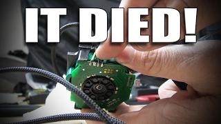 My pump died... did the antifreeze kill it?? Let