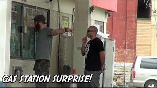 GAS PRANK!! GOOD DEEDS