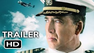 USS Indianapolis: Men of Courage Official Trailer #1 (2016) Nicolas Cage Action Movie HD