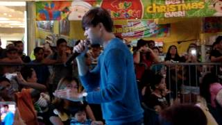 Ronnie Liang Singing Unchained Meloday