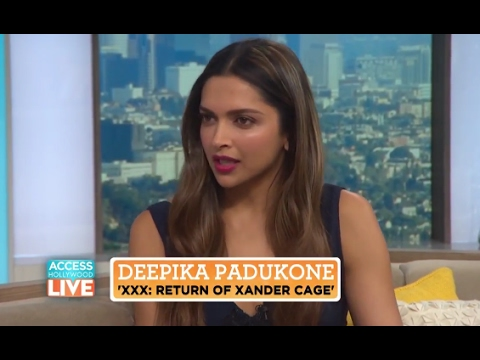 Xxx Mp4 Deepika Padukone Interview • Access Hollywood XXx Return Of Xander Cage 3gp Sex