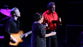 ENGELBERT HUMPERDICK AND SAM BAILEY THE POWER OF LOVE LIVE IN ROYAL  ALBERT HALL 29-05-2015