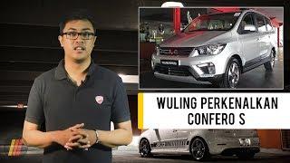 Wuling Perkenalkan Confero S , Mitsubishi XM Versi Produksi, Honda Tampilkan Teaser Civic Hatchback