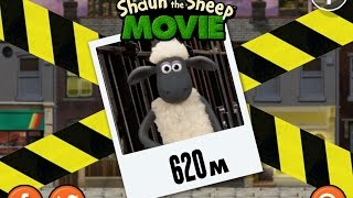 Shaun the Sheep The Movie - Shear Speed - Gameplay (ios, ipad) (ENG)