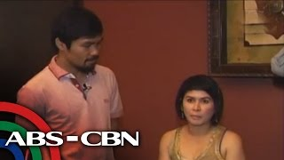 Pacquiao shows off mansion in GenSan