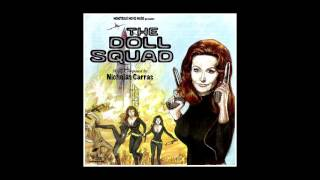 The Doll Squad (1973) Main Theme - Music by Nicholas Carras