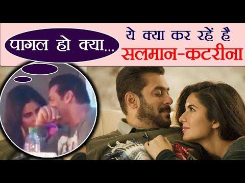 Xxx Mp4 Salman Khan Katrina Kaif Caught Whispering During The Da Bangg Tour Watch Video FilmiBeat 3gp Sex