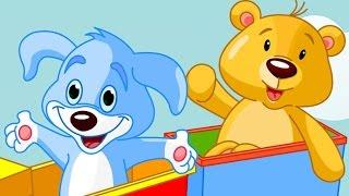 Piosenki dla dzieci do zabawy - składanka zestaw 10 minut  HD Nowość  Malec.tv █■█ █ ▀█▀