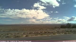 IWVBrewery Weather Time Lapse - 20151103