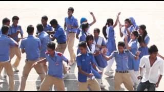 ICC World Twenty 20 Bangladesh 2014, Flash Mob - BAF Shaheen College Dhaka (official)