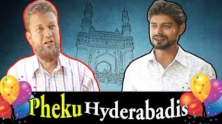 Pheku Hyderabadis | Comedy Web |  Funny Videos | Just For Fun | Hyderbadi Stars |