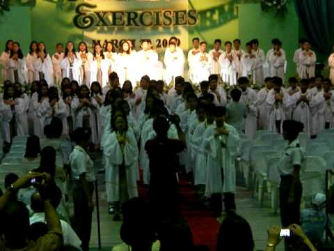 Let That Little Shine by the DLA Gr.6 Graduates (DLA-Molino)