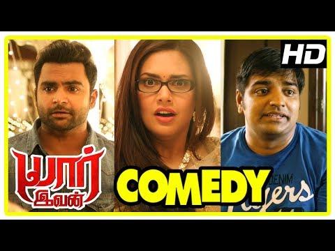 Xxx Mp4 Sathish Latest Comedy Scenes Yaar Ivan 2017 Tamil Movie Comedy Scenes Sachiin Esha Gupta 3gp Sex