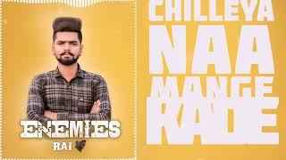 Enemies Rai Full Lyrical Video New Punjabi Song 2018 Musicreationz