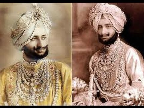 reality about  Royal indian Families Who Helped The British raj aam aadmi party punjab