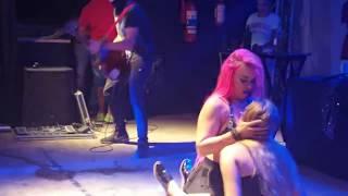 Débora Fantine e o Guita Loko em Araraquara - SP ( As Tequileiras do Funk )