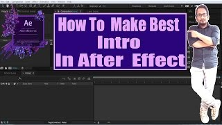 How to Make Best YouTube Channel Intro In After Effects 2017 Urdu/Hindi